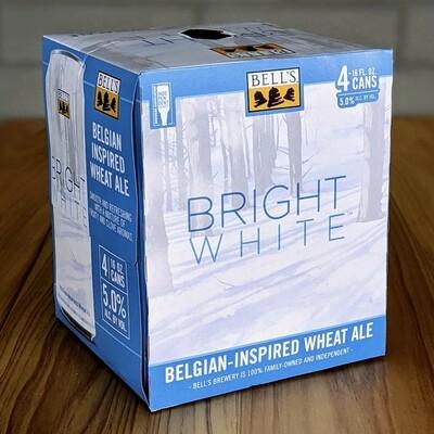 Bell's Bright White (4pk)