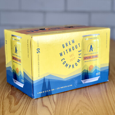 Athletic Brewing Upside Dawn NA (6pk)