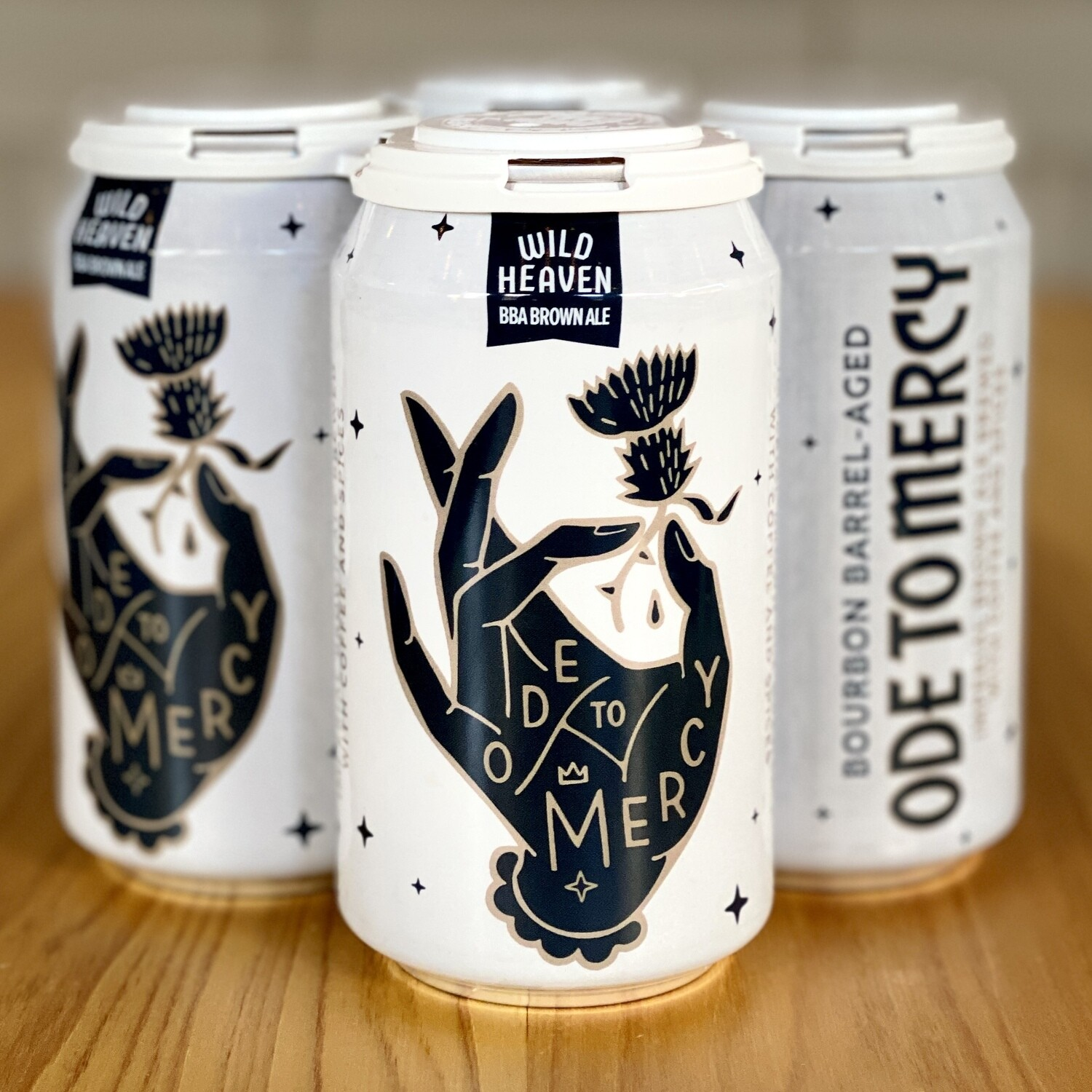 Wild Heaven BA Ode To Mercy (4pk)