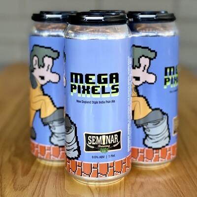 Seminar Mega Pixels (4pk)