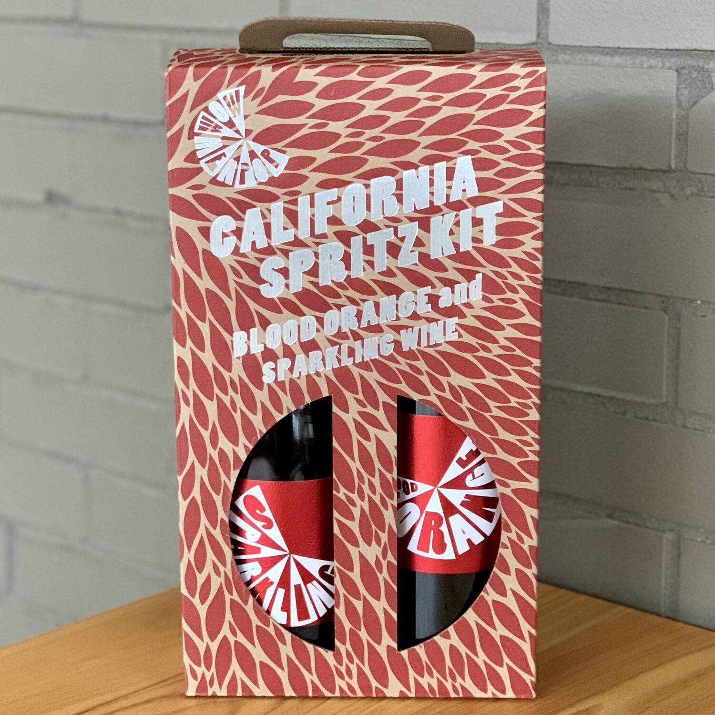 Mommenpop California Spritz Kit (750ml)