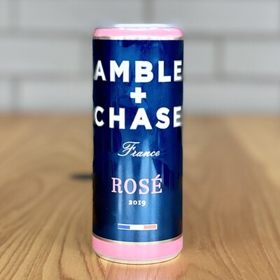 Amble + Chase Rosé (250ml can)