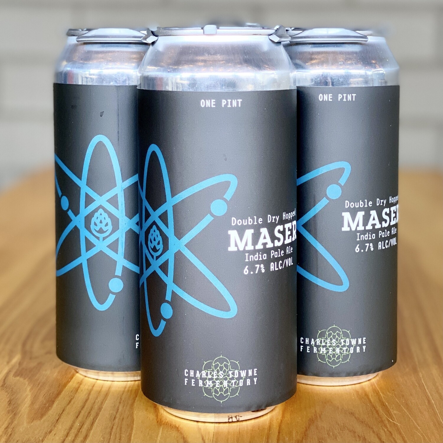 Charles Towne Fermentory DDH Maser IPA (4pk)