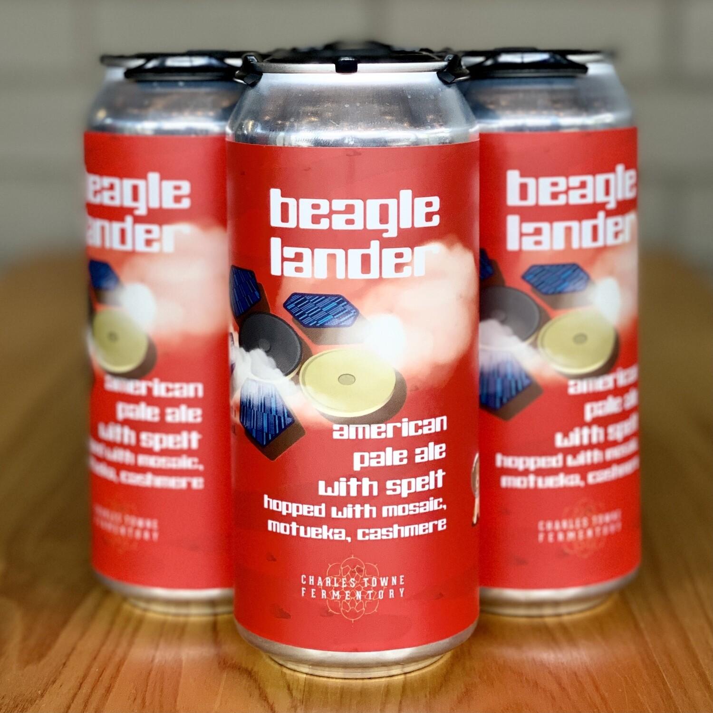 Charles Towne Fermentory Beagle Lander Pale Ale (4pk)