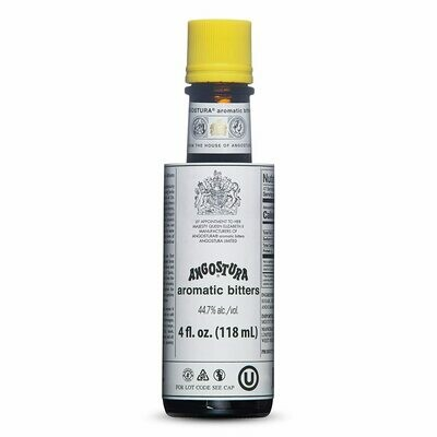 Angostura Aromatic Bitters (4oz)