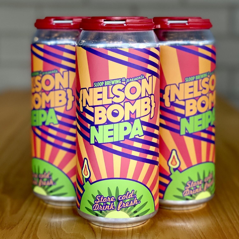 Sloop Nelson Bomb NEIPA (4pk)
