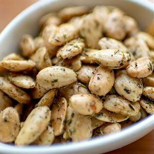 Valencia Almonds with Herbs de Provence (4oz)