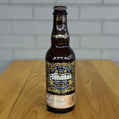 Almanac Valley Of The Heart's Delight Sour Blonde Ale (375ml)