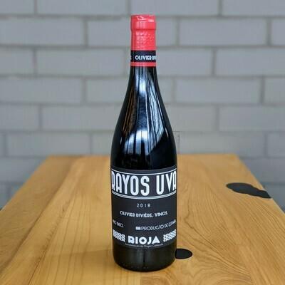 Oliver Riviere Rayos UVA Rioja (750ml)