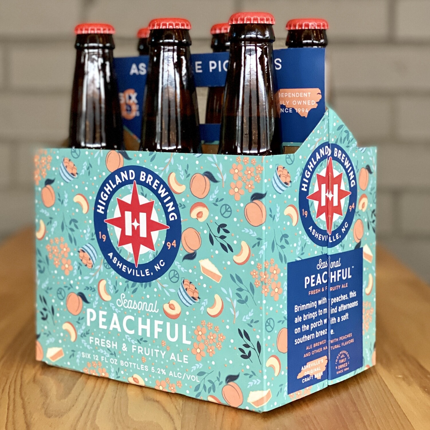 Highland Peachful (6pk)