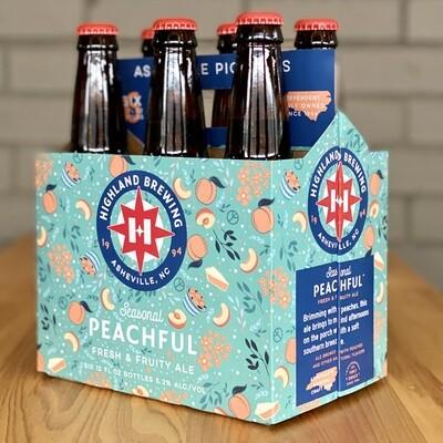 Highland Peachful (6pk)