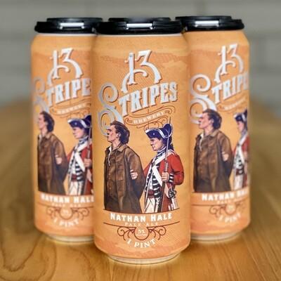 13 Stripes Nathan Hale Pale Ale (4pk)