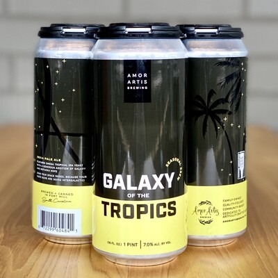 Amor Artis Galaxy Of The Tropics (4pk)