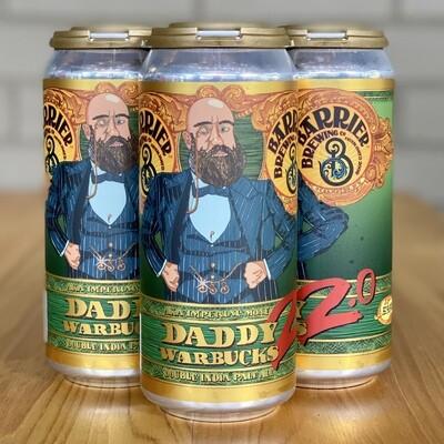 Barrier Daddy Warbucks 2.0 (4pk)