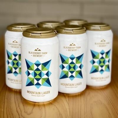 Blackberry Farm Brewery Mountain Lager (6pk)
