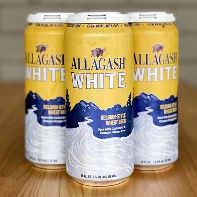 Allagash White (4pk)