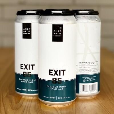 Amor Artis Exit 85 DIPA (4pk)