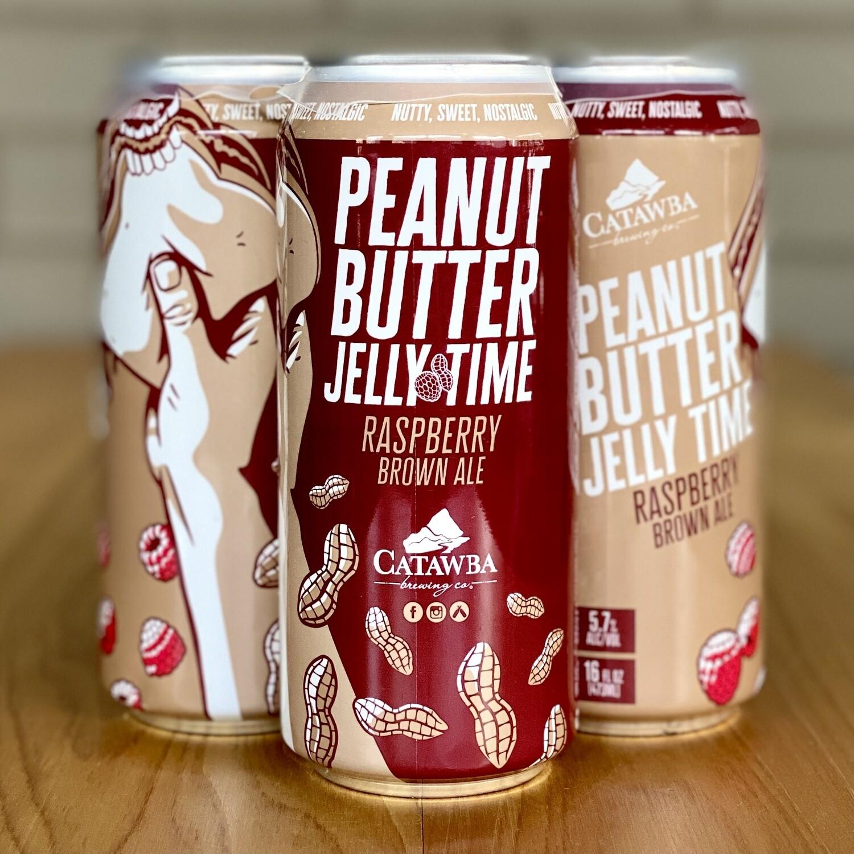 Catawba Peanut Butter Jelly Time (4pk)