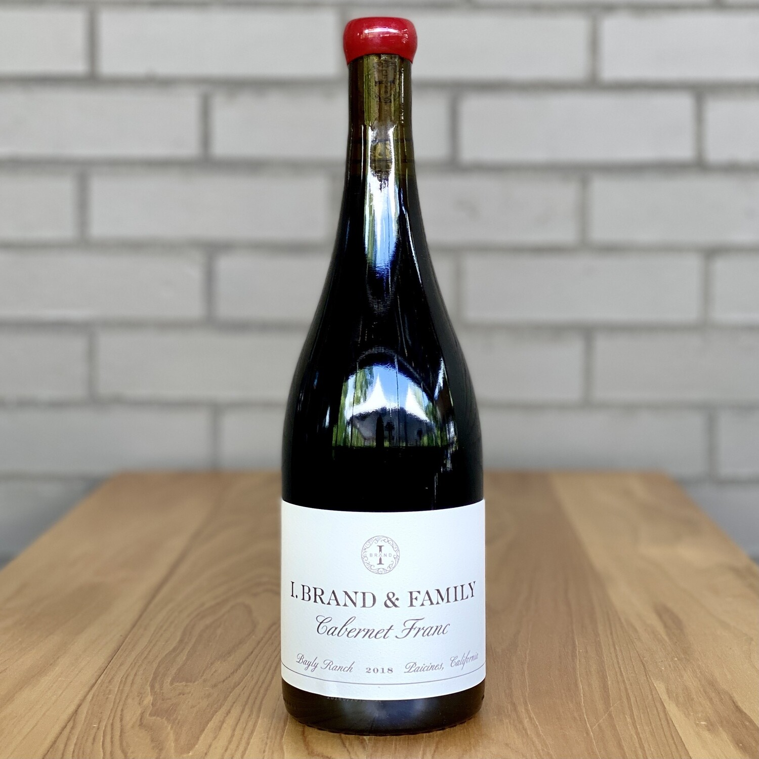 I. Brand & Family 'Bayly Ranch' Cabernet Franc (750ml)