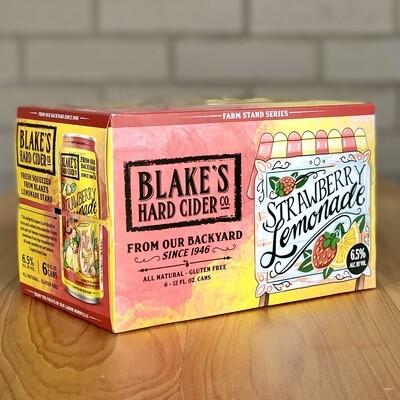 Blake's Strawberry Lemonade Hard Cider (6pk)