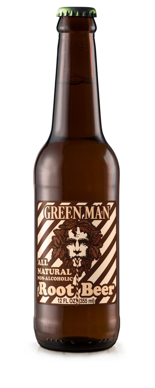 Green Man N/A Root Beer (12oz)