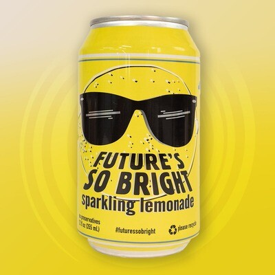 Devil's Foot Future So Bright Sparkling Lemonade (12oz)