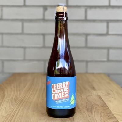 Allagash Cherry Lime Times (375ml)