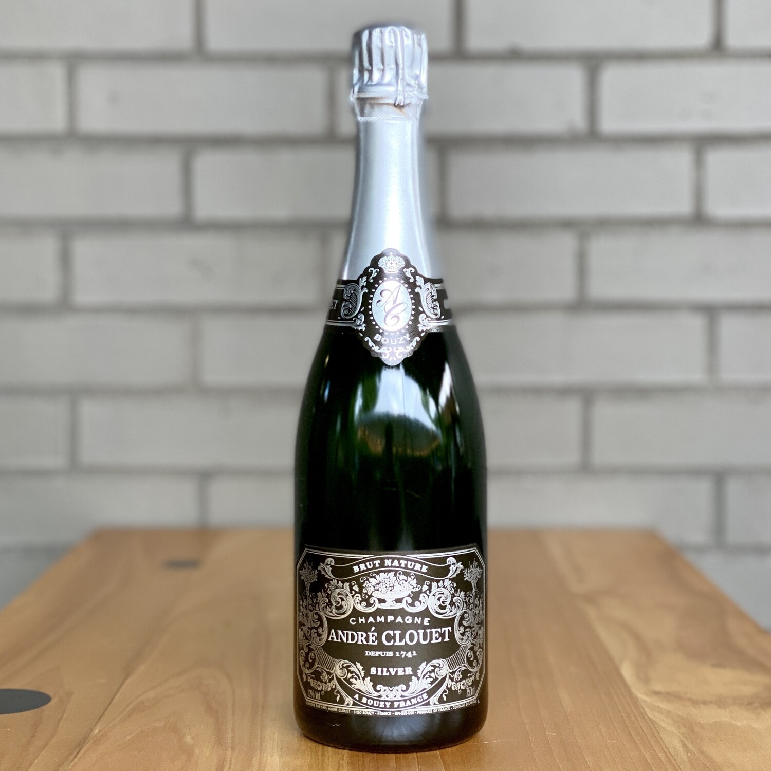 Andre Clouet Champagne Brut Nature (750ml)