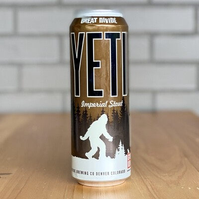 Great Divide Yeti Imperial Stout (19.2oz)