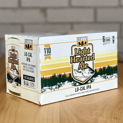 Bell's Light Hearted Ale (6pk)