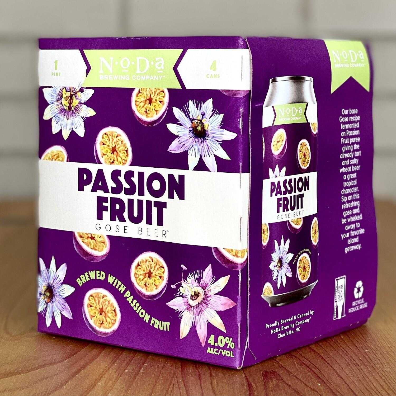 NoDa Passion Fruit Gose (4pk)