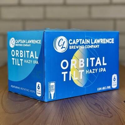 Captain Lawrence Orbital Tilt (6pk)
