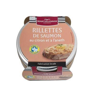 Mouettes D'Arvor Rillettes De Saumon (4.4oz)