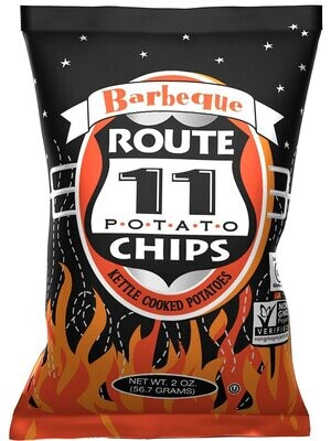 Route 11 Chips - Barbeque (2oz)