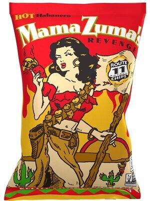 Route 11 Chips - Mama Zumas Revenge (2oz)