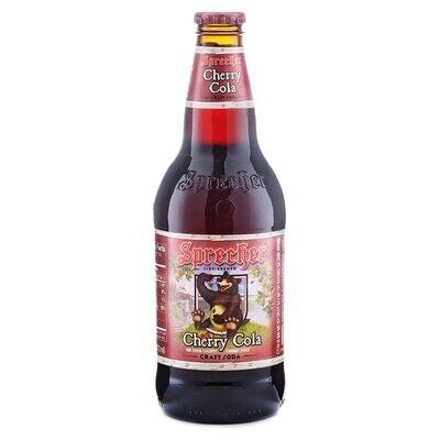 Sprecher Cherry Cola Craft Soda (16oz)
