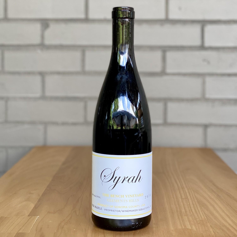 Pax The Bench Vineyard Syrah (750ml)