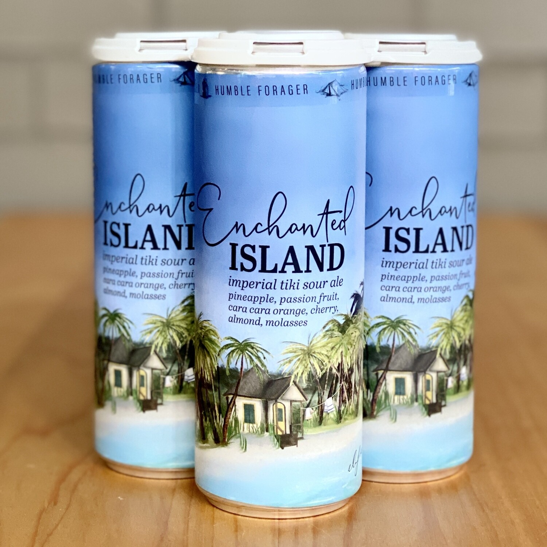 Humble Forager Enchanted Island Imperial Tiki Sour (4pk)