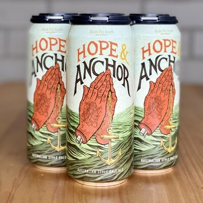 Birds Fly South Hope And Anchor (4pk)
