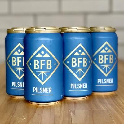 Blackberry Farm Brewery BFB Pilsner (6pk)