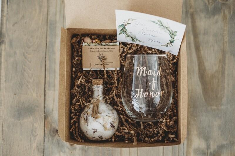 Medium Bridal Party Box