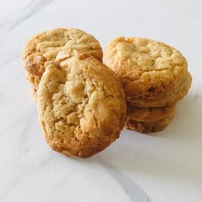 Cookies miel et nougat