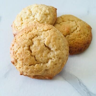Cookies noix de pécan - sirop d'érable