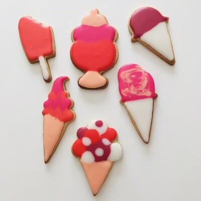 Kit de décoration de biscuits
