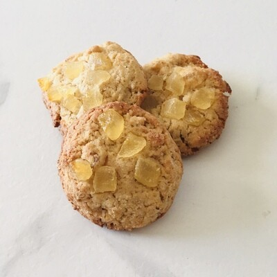 Cookies ananas - rhum ambré