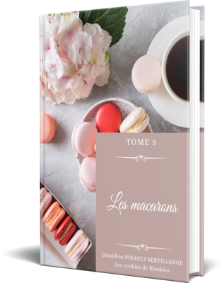 TOME 3 - Les macarons