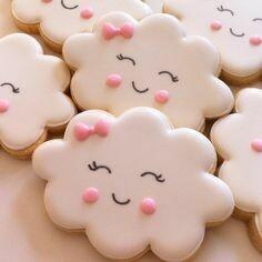 Biscuit piñata nuage