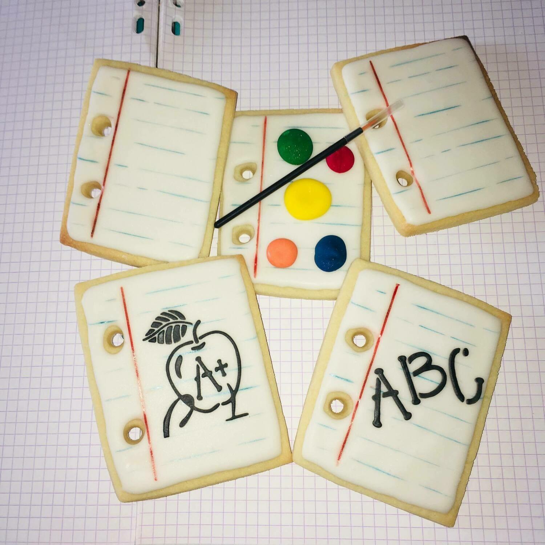 Le cahier à croquer