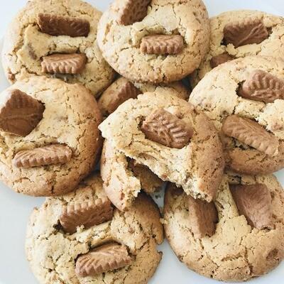 Cookies au spéculos