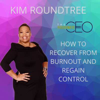 How to Recover from Burnout and Regain Control